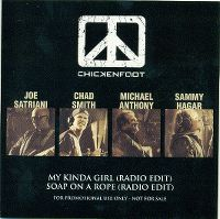 Cover Chickenfoot - My Kinda Girl
