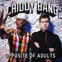 Cover Chiddy Bang - Opposite Of Adults