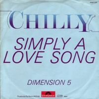 Cover Chilly - Simply A Love Song