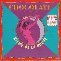 Cover Chocolate - Ritmo de la noche