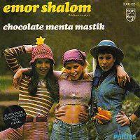 Cover Chocolate Menta Mastik - Emor shalom