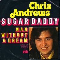 Cover Chris Andrews - Sugar Daddy