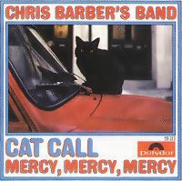 Cover Chris Barber's Band - Mercy, Mercy, Mercy