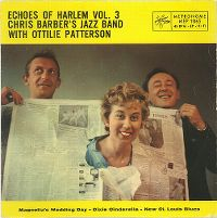 Cover Chris Barber's Jazz Band with Ottilie Patterson - Magnolia's Wedding Day