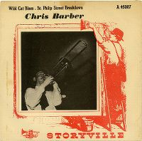 Cover Chris Barber's Jazzband - Wild Cat Blues