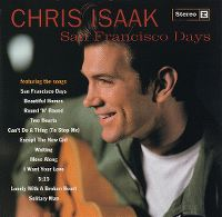 Cover Chris Isaak - San Francisco Days