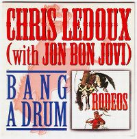Cover Chris LeDoux with Jon Bon Jovi - Bang A Drum