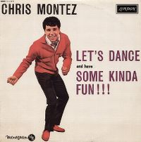 Cover Chris Montez - Let's Dance And Have Some Kinda Fun!!!