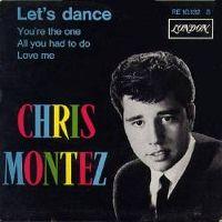 Cover Chris Montez - Let's Dance