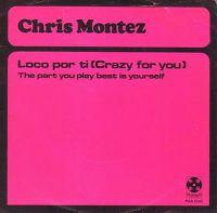 Cover Chris Montez - Loco por tí (Crazy For You)