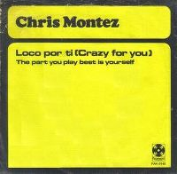 Cover Chris Montez - Loco por tí (Crazy For You)