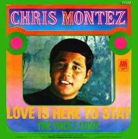 Cover Chris Montez - Love Is Here To Stay