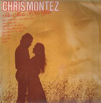 Cover Chris Montez - The More I See You