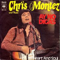 Cover Chris Montez and Raza - Ay no digas