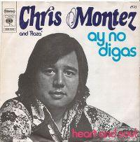Cover Chris Montez and Raza - Ay no digas