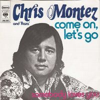 Cover Chris Montez and Raza - Come On, Let's Go