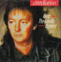 Cover Chris Norman - Keep The Candle Burning