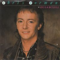 Cover Chris Norman - Love Is A Battlefield