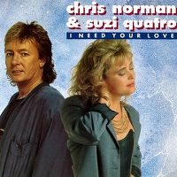 Cover Chris Norman & Suzi Quatro - I Need Your Love