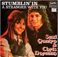 Cover Chris Norman & Suzi Quatro - Stumblin' In