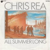 Cover Chris Rea - All Summer Long