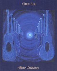 Cover Chris Rea - Blue Guitars