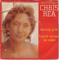 Cover Chris Rea - Dancing Girls