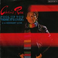 Cover Chris Rea - Fool (If You Think It's Over)