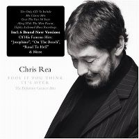 Cover Chris Rea - Fool If You Think It's Over - The Definitive Greatest Hits