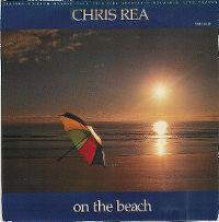 Cover Chris Rea - On The Beach