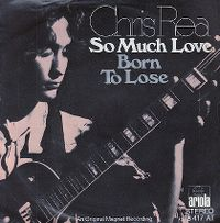 Cover Chris Rea - So Much Love