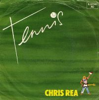 Cover Chris Rea - Tennis