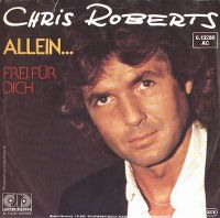 Cover Chris Roberts - Allein ...
