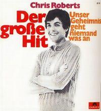 Cover Chris Roberts - Der große Hit