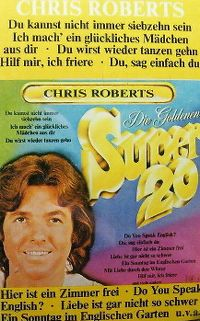 Cover Chris Roberts - Die Goldenen Super 20