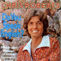 Cover Chris Roberts - Do You Speak English?