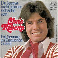 Cover Chris Roberts - Du kannst nicht immer siebzehn sein