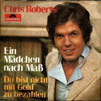 Cover Chris Roberts - Ein Mädchen nach Maß