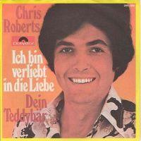 Cover Chris Roberts - Ich bin verliebt in die Liebe