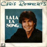 Cover Chris Roberts - La La La Song