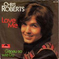 Cover Chris Roberts - Love Me