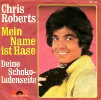 Cover Chris Roberts - Mein Name ist Hase