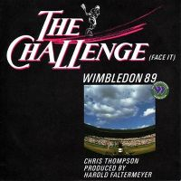Cover Chris Thompson - The Challenge (Face It)