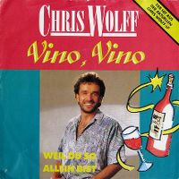 Cover Chris Wolff - Vino, Vino