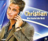 Cover Christian - Was kostet die Welt