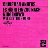 Cover Christian Anders - Es fährt ein Zug nach Nirgendwo