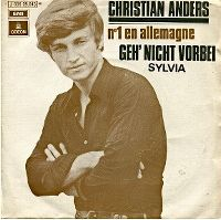 Cover Christian Anders - Geh' nicht vorbei