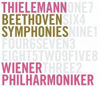 Cover Christian Thielemann / Wiener Philharmoniker - Beethoven: Symphonies
