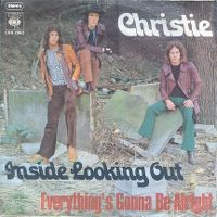 Cover Christie - Inside Looking Out