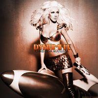 Cover Christina Aguilera - Dynamite